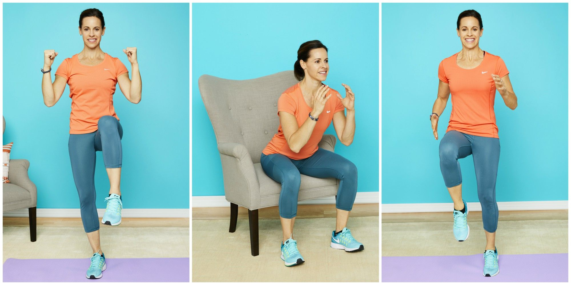 3 Simple Workouts You Can Do At Home In Less Than 15 Minutes Fast