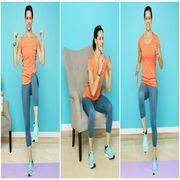 Footwear, Face, Leg, Arm, Blue, Trousers, Human leg, Shoulder, Joint, Sitting,