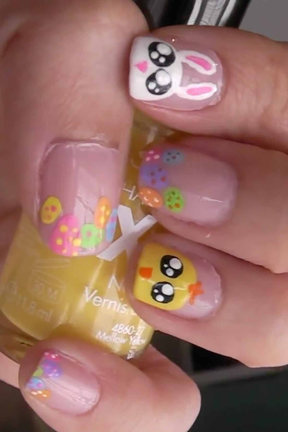 - 16 Cute Easter Nail Designs - Best Easter Nail Art Ideas
