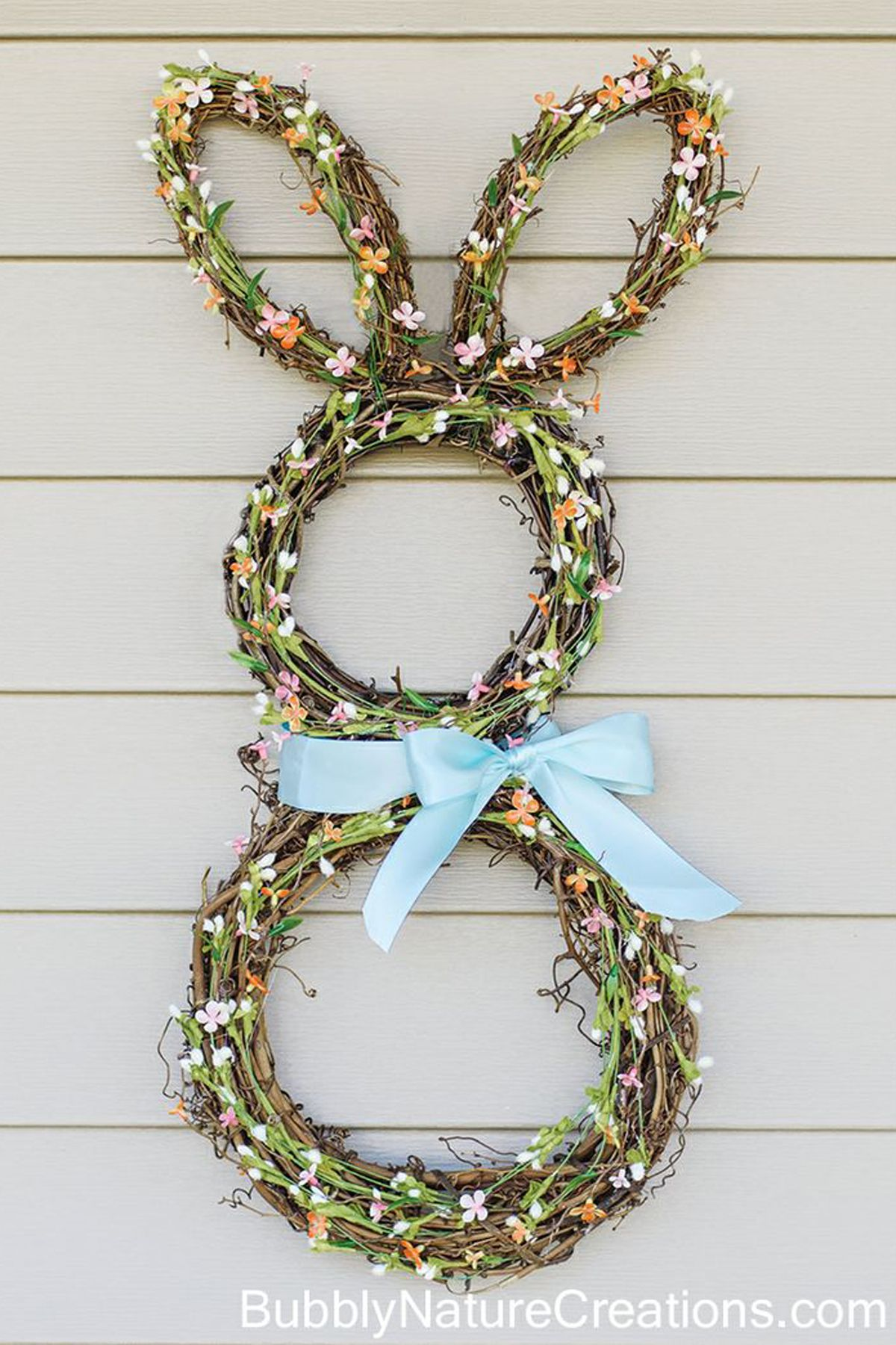 picture 14 Beautiful DIY Easter Wreaths You Can Make in An Afternoon