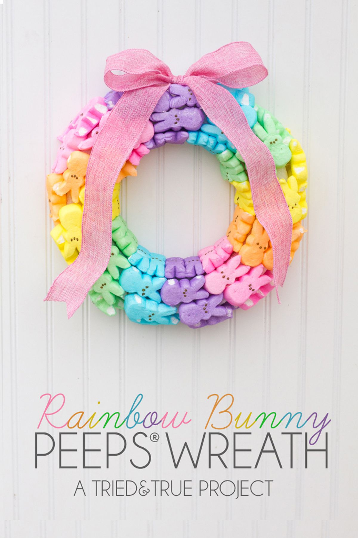 14 Beautiful DIY Easter Wreaths You Can Make in An Afternoon recommend