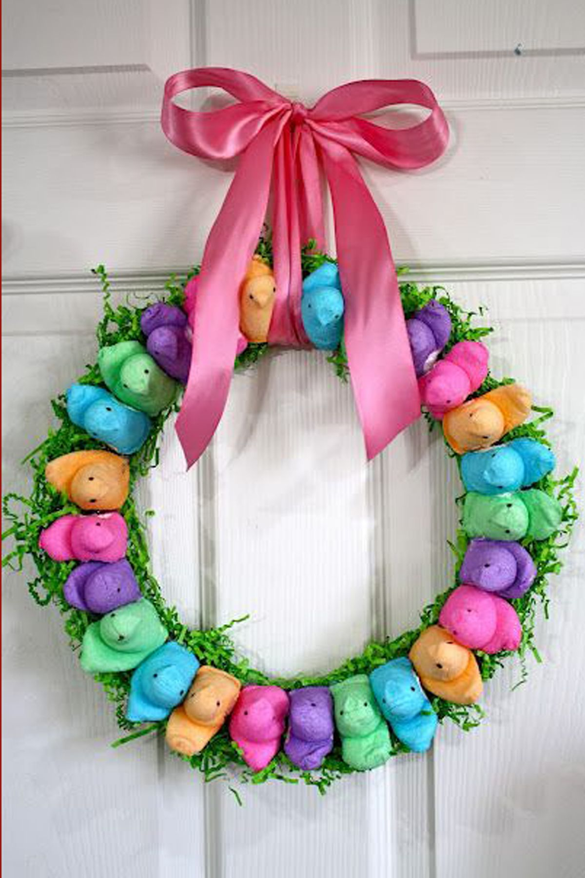 14 Beautiful DIY Easter Wreaths You Can Make in An Afternoon pics