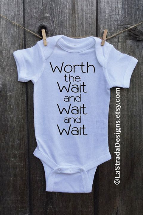 6fee3ef6a Honor your journey and your bundle of joy with these adorable baby outfits.  View Gallery 12 Photos. 1 of 12. image