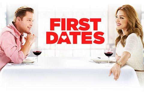 Sitting, Dress shirt, Drinkware, Conversation, Wine glass, Advertising,