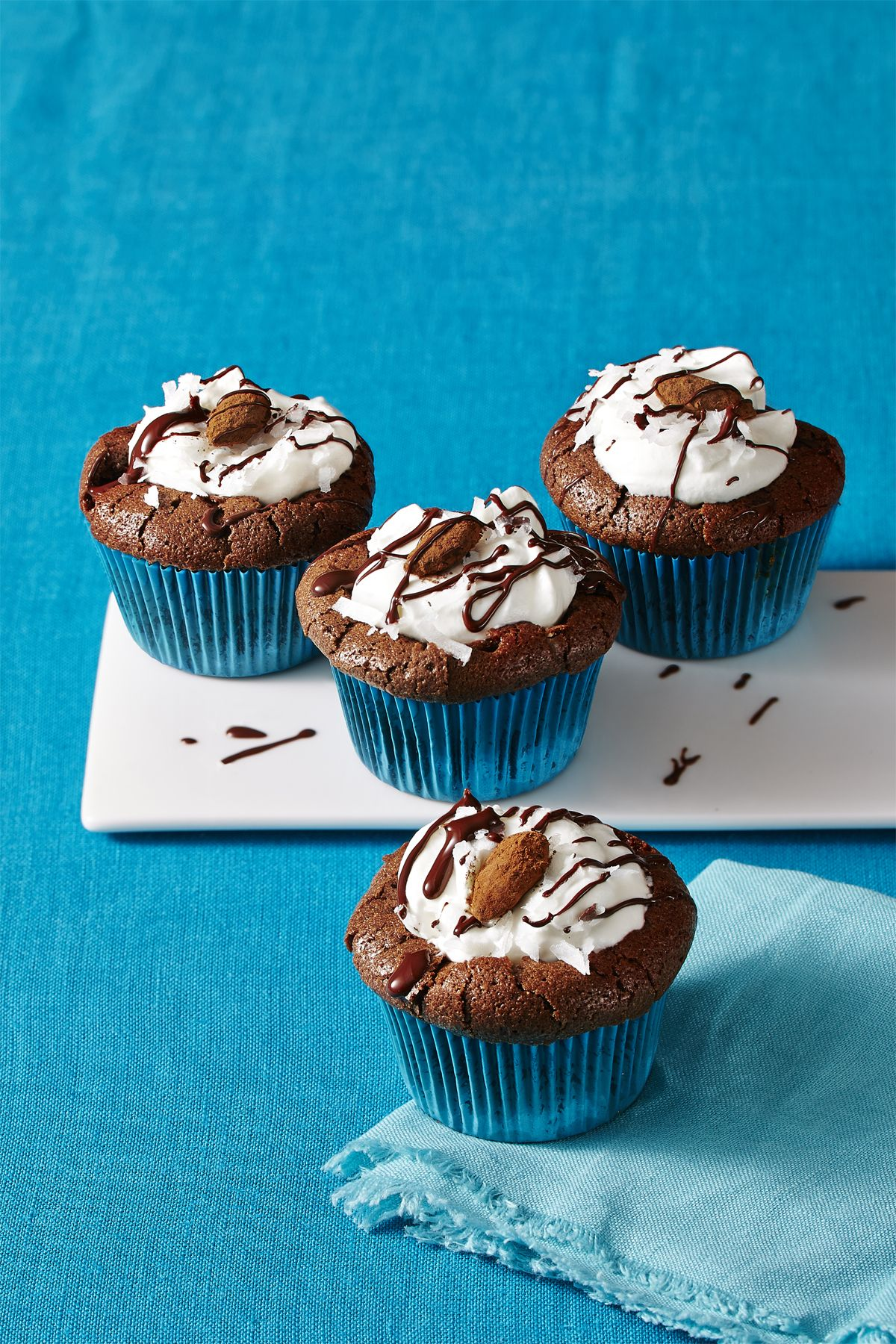 Valentine's Day Cakealmond joy cupcakes