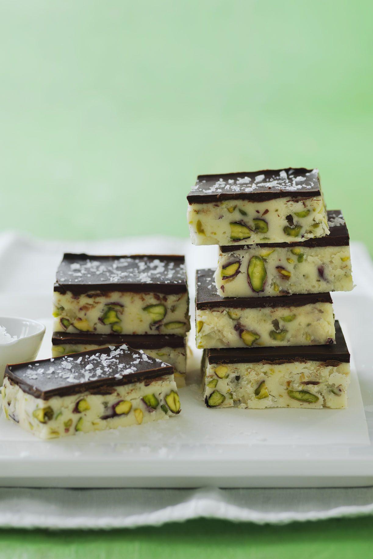 Gluten-Free Desserts - Opera Creams