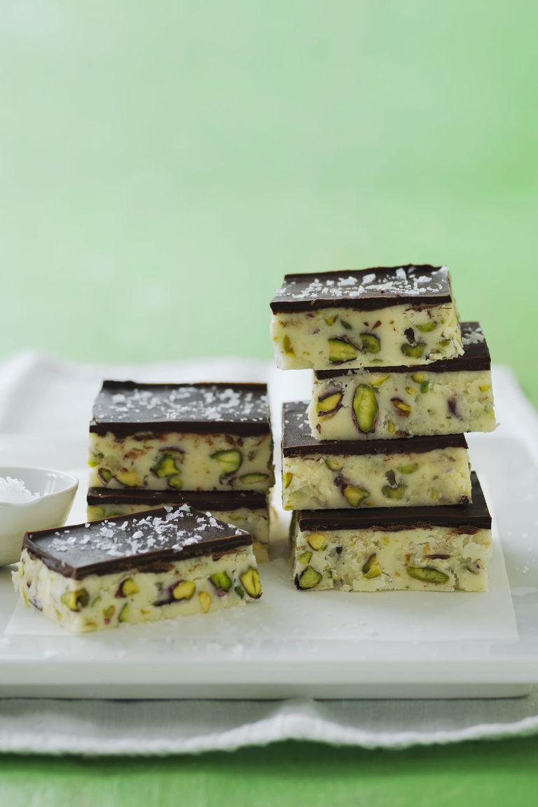 pistachio opera creams recipe