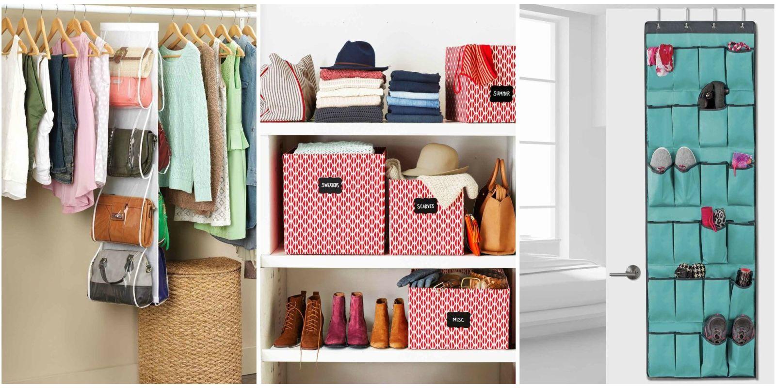 24 Best Closet Organization Storage Ideas How to Organize Your