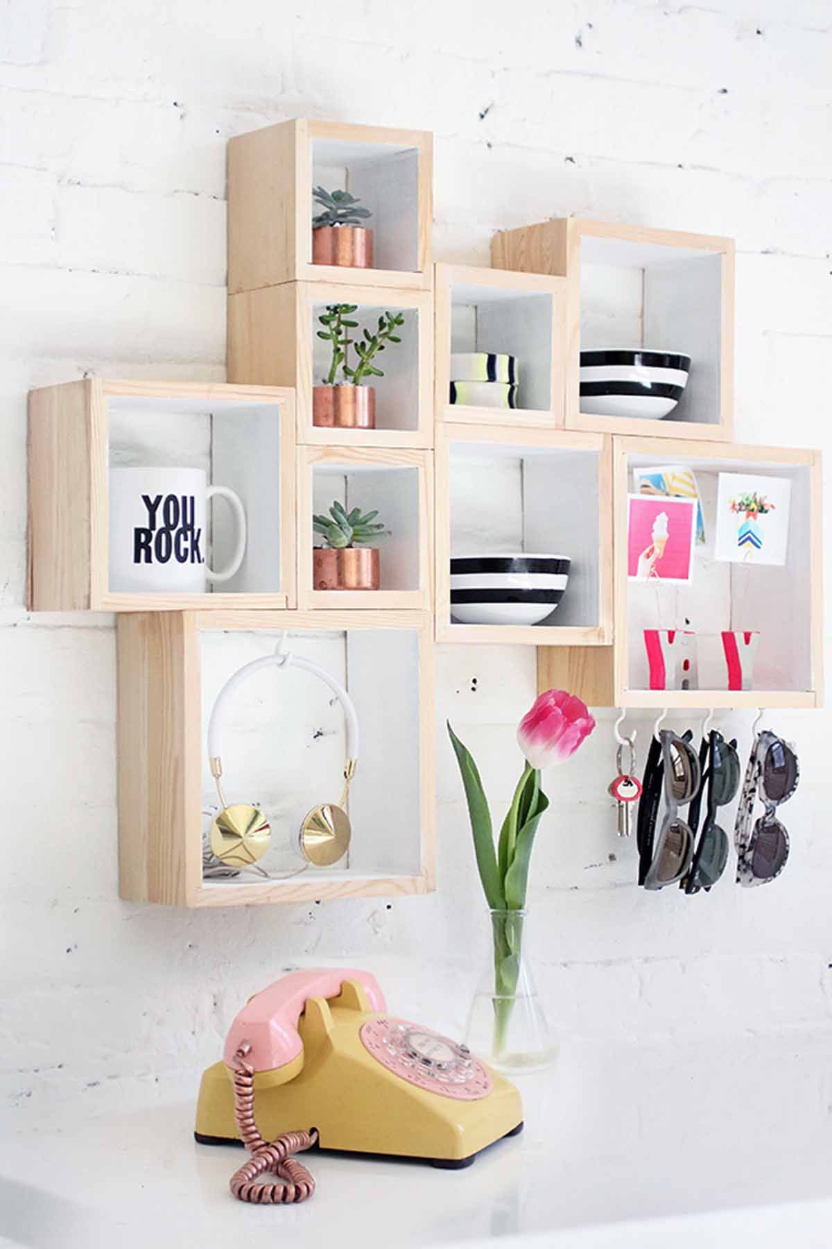 How to Organize Your Room - 20 Best Bedroom Organization Ideas