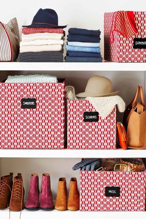 Closet Organizer Ideas - DIY Storage