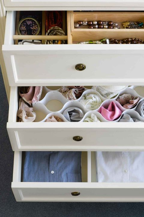 Room Organization Drawer Organizer