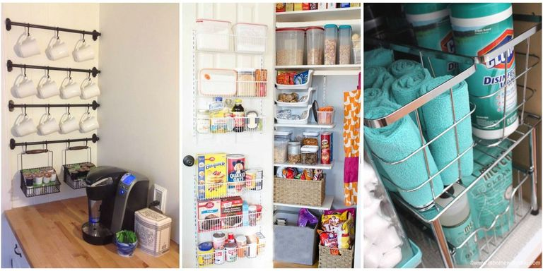 20 kitchen organization and storage ideas - how to organize your kitchen