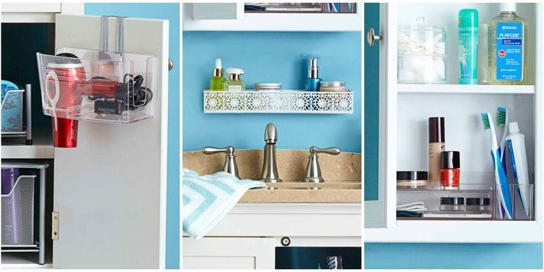 Best Bathroom Organization Ideas How To Organize Your Bathroom - How to organize a small bathroom
