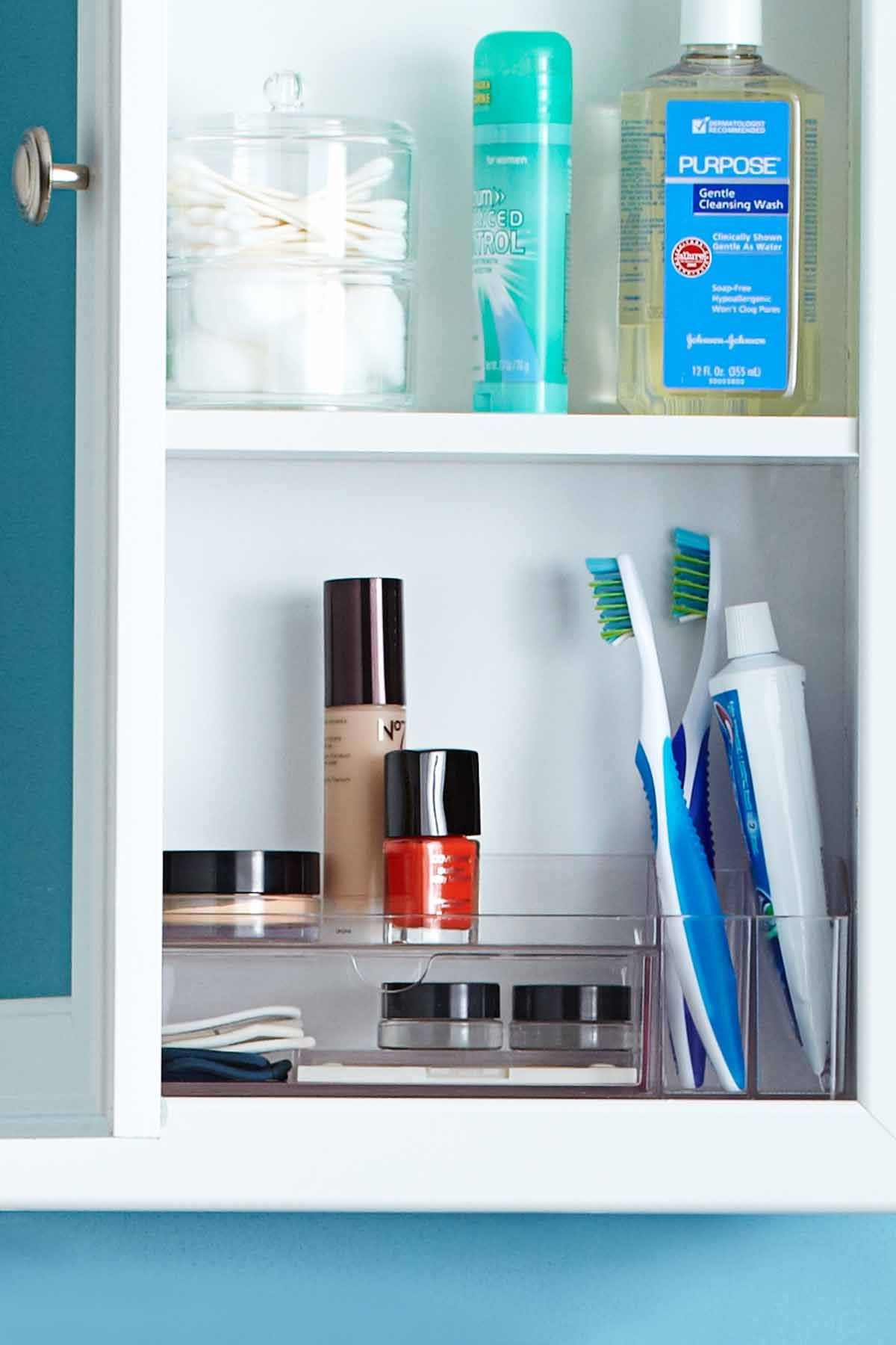 20 Best Bathroom Organization Ideas - How to Organize Your Bathroom