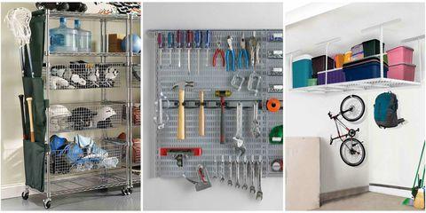 garage organization ideas - Garage Organization