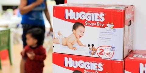 huggies potty train