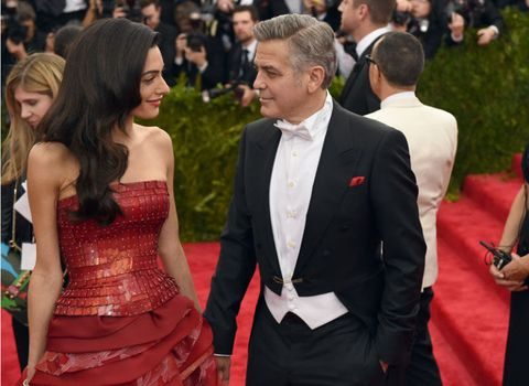 George and Amal Clooney Love Story - How the Actor Met the Lawyer