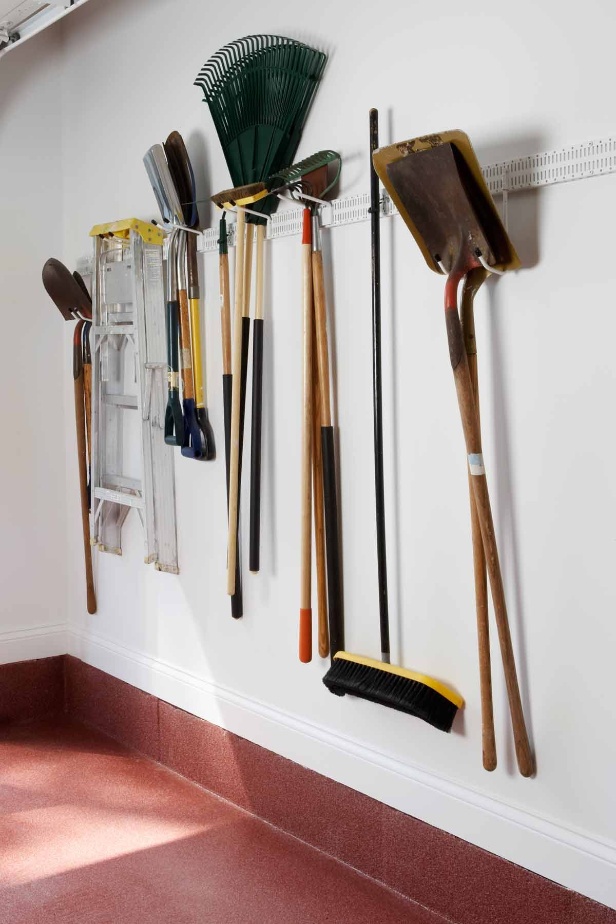 Garden Tool Maintenance Daily Of Long Handled Tools You 24 Garage  Organization Ideas Storage Solutions And Tips For Organizing Your Garge ...