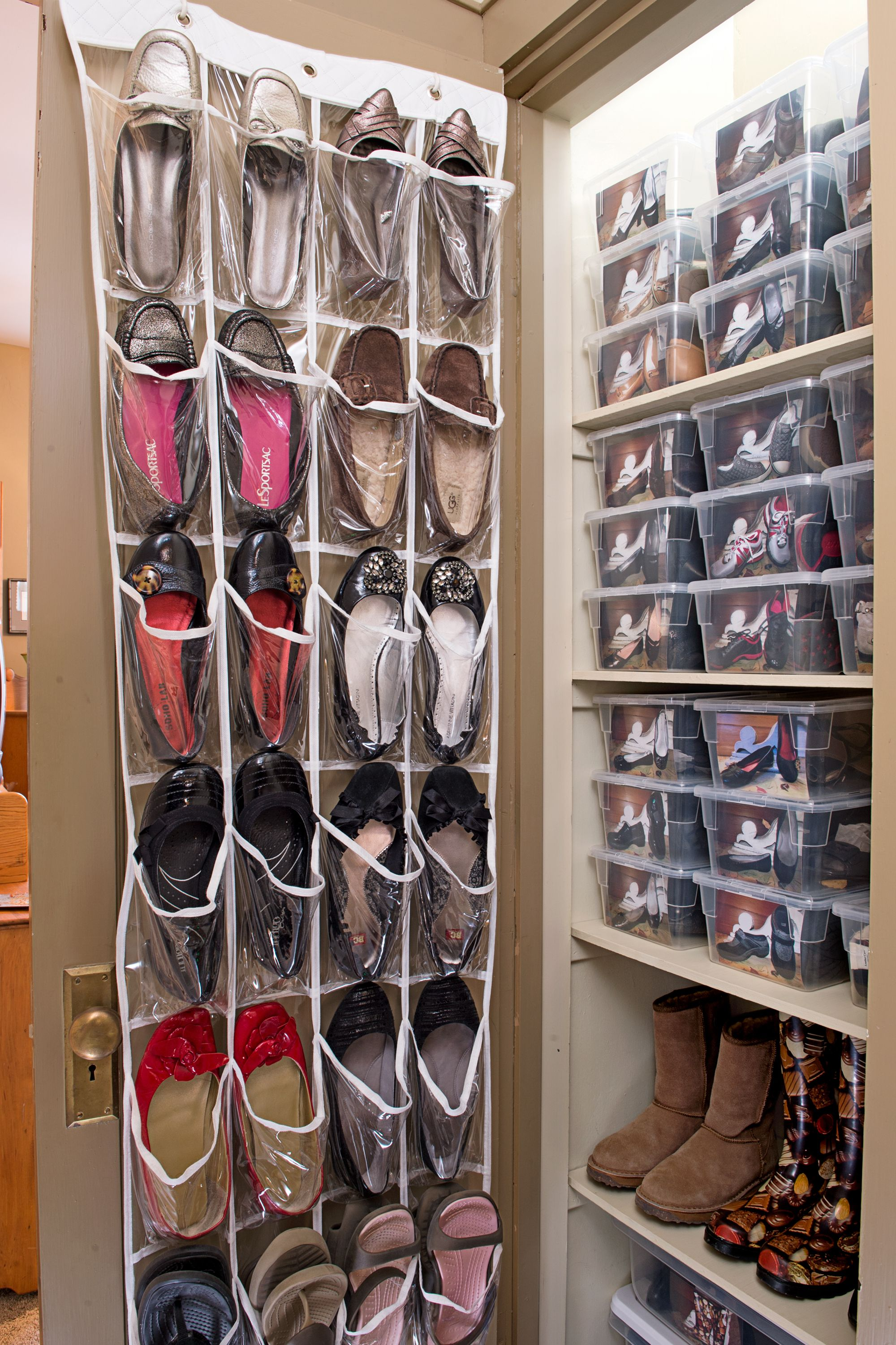 Charmant 24 Best Closet Organization U0026 Storage Ideas   How To Organize Your Closet    WomansDay.com