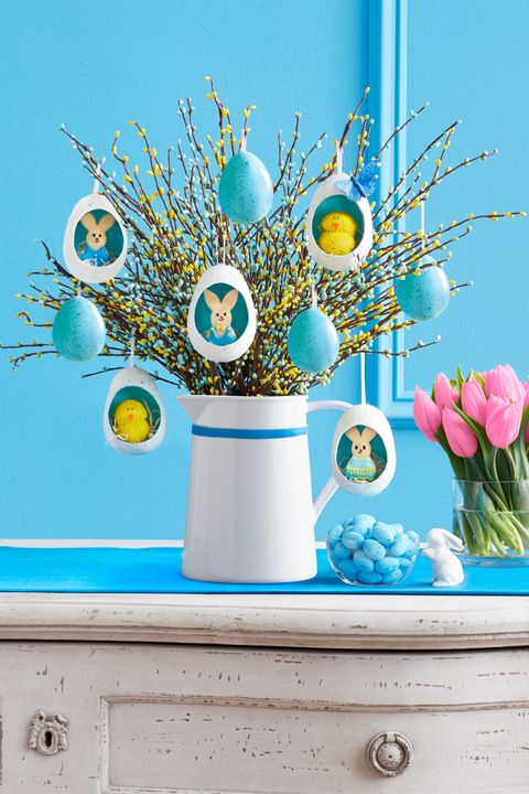 43 Easy Easter Crafts Diy Easter Decorations