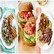 Dish, Food, Cuisine, Ingredient, Fast food, Junk food, Produce, Finger food, Hamburger, Recipe,