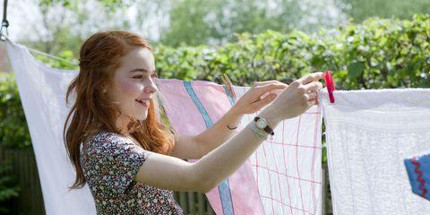 Finger, Wrist, Summer, People in nature, Elbow, Beauty, Bracelet, Watch, Pattern, Long hair,