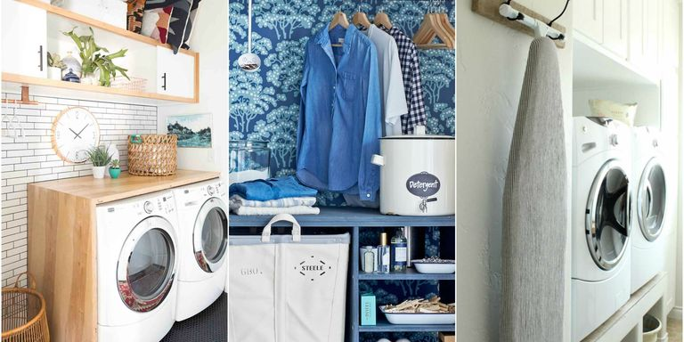 storage laundry hacks awesome organization room and