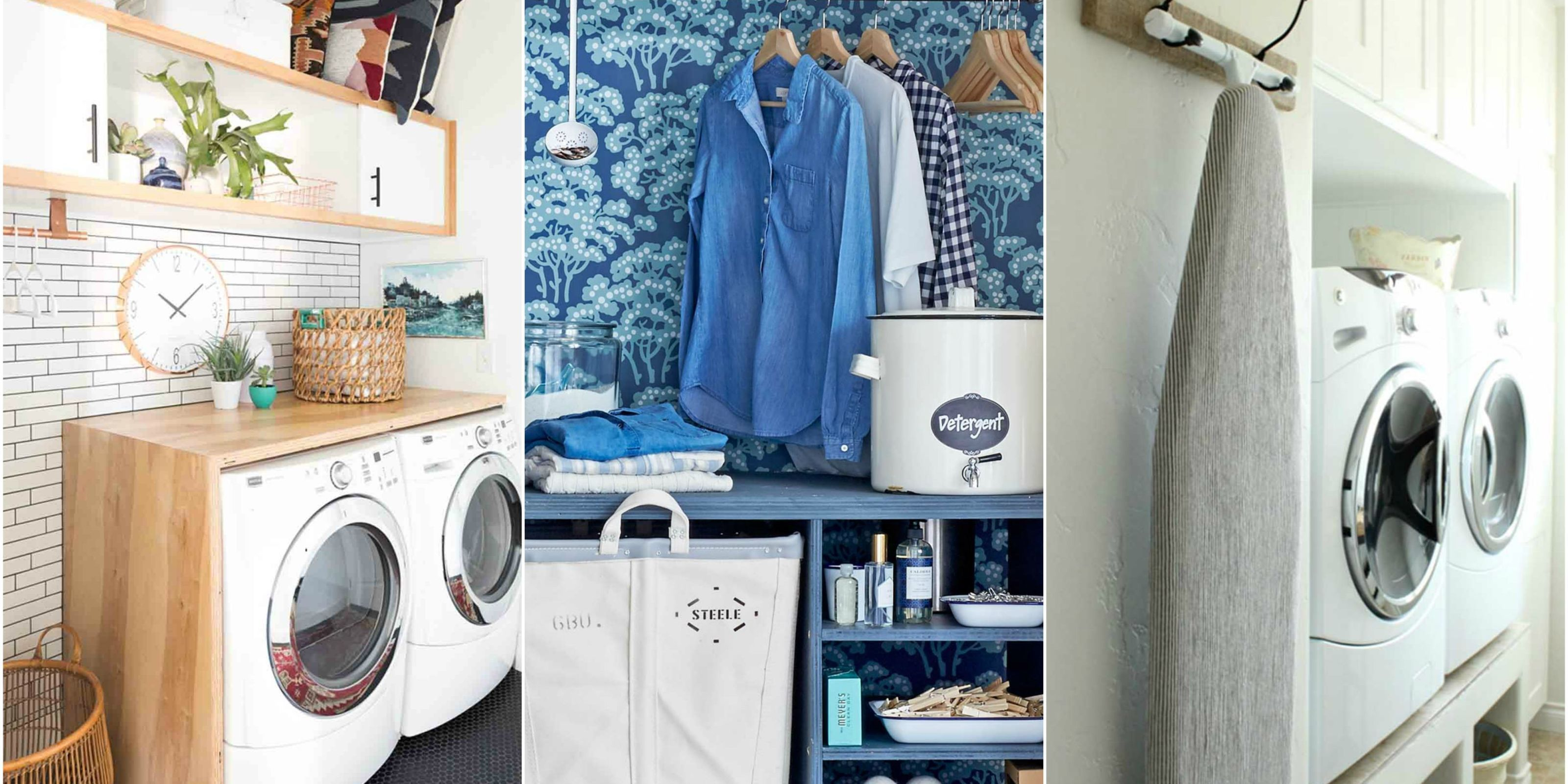 Captivating Laundry Room Organization