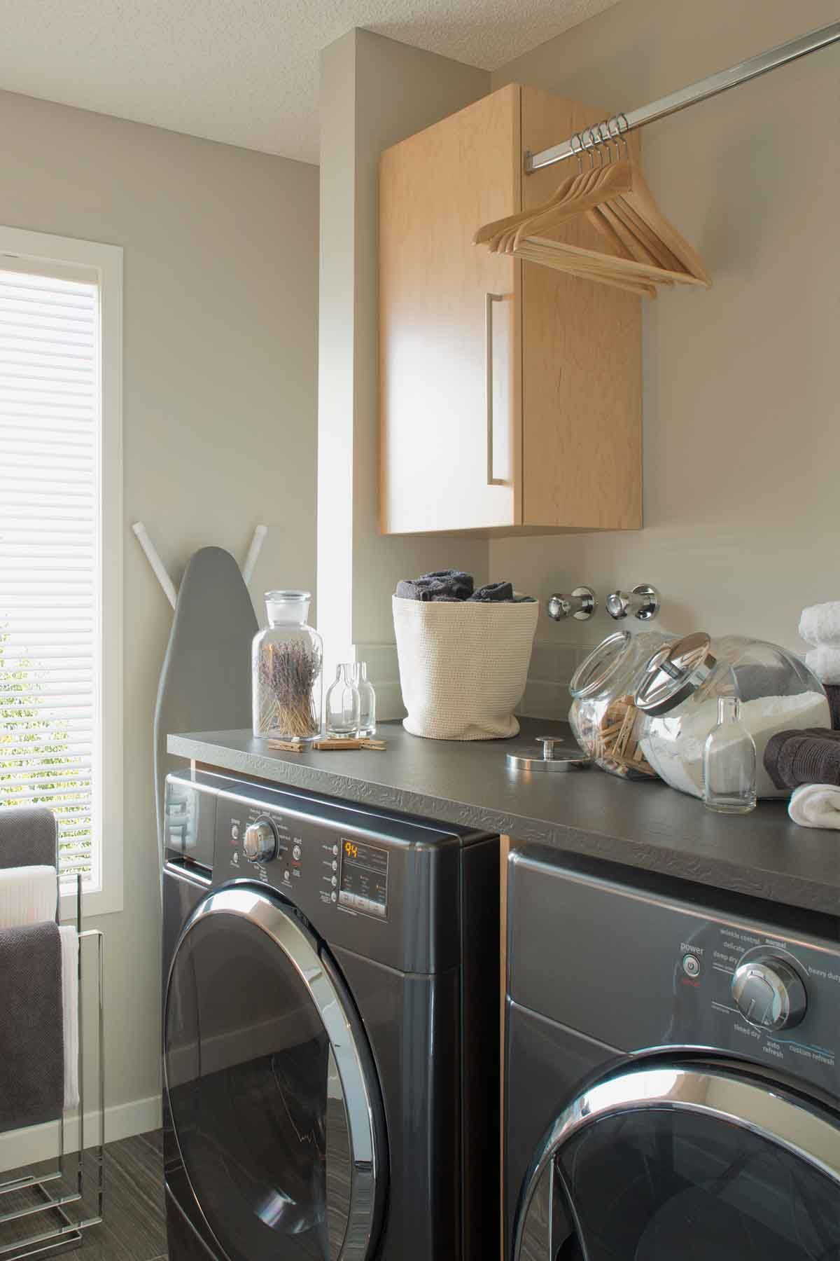 26 Laundry Room Storage and Organization Ideas - How To Organize