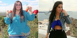 dena shahani weight-loss transformation