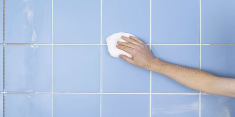How to Clean Tile Grout - Best Way to Clean Grout
