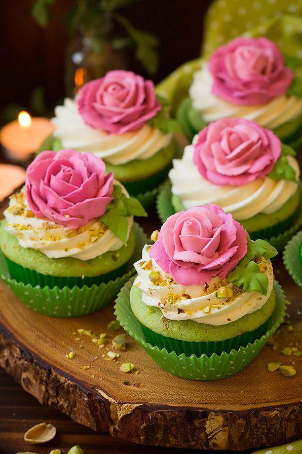 20 Easy Spring Cupcake Ideas Decorating Cute Spring Cupcakes Recipes