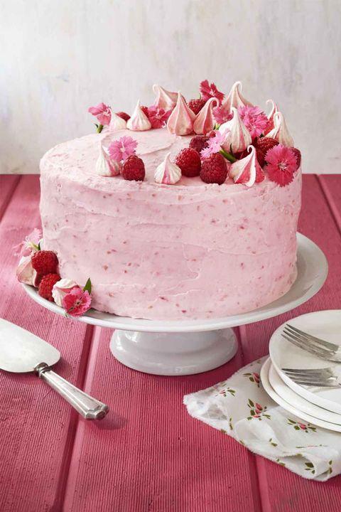 Country Living Raspberry Cream Cheese Coffee Cake Recipe