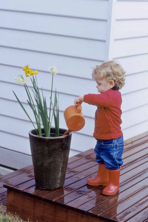 clever uses for garden hose