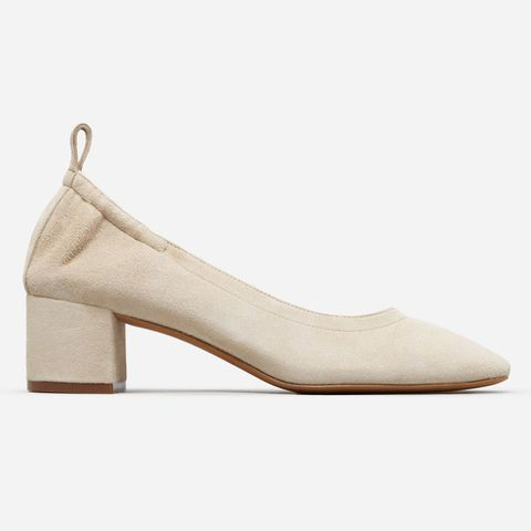 1ed9db22d92 Everlane s New  Day Heel  is the Stylish Yet Comfy Pump We ve Always ...