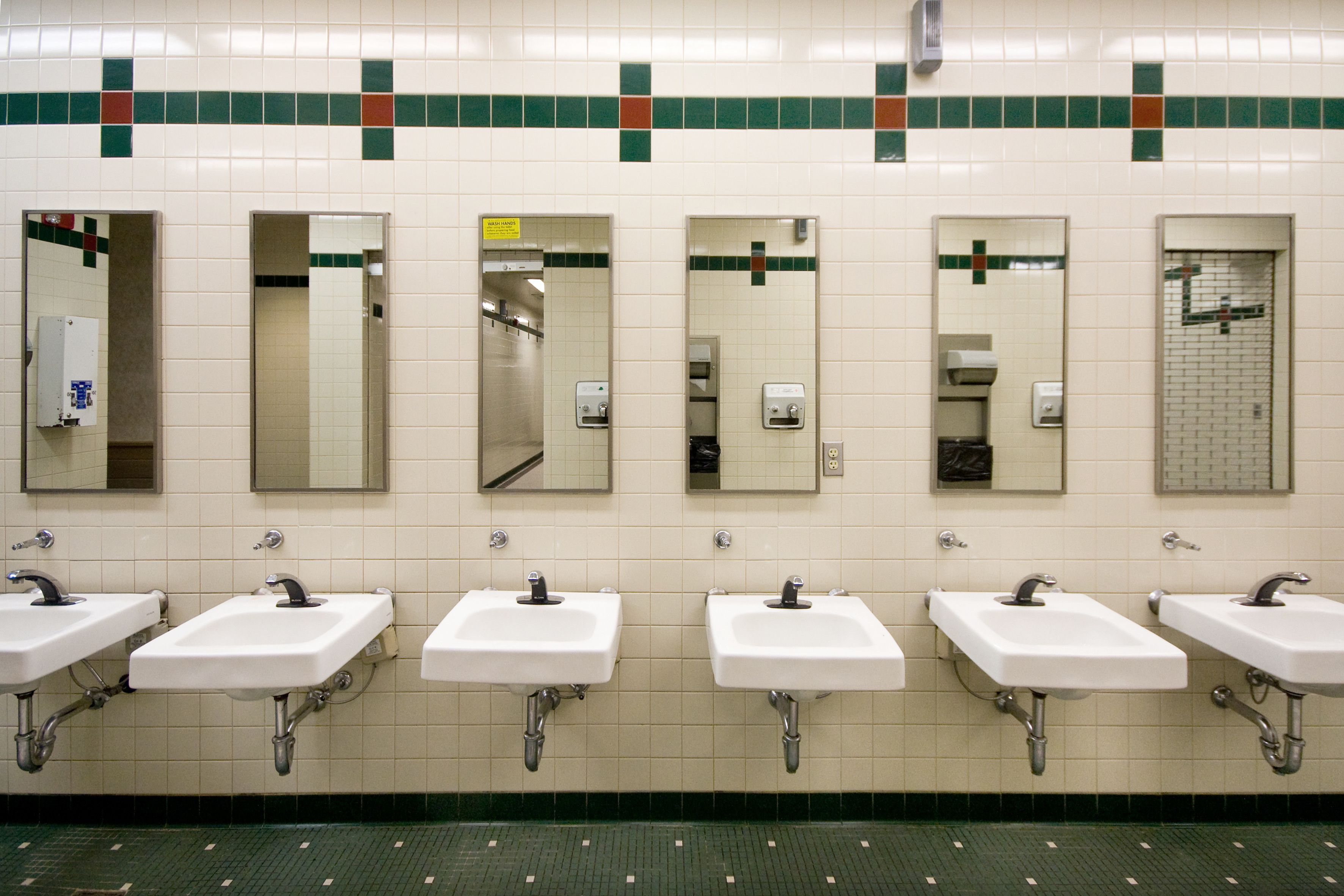 Cleanest Bathroom Stall - Which Bathroom Stall Is the Cleanest