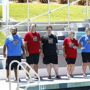 Contestants on The Biggest Loser