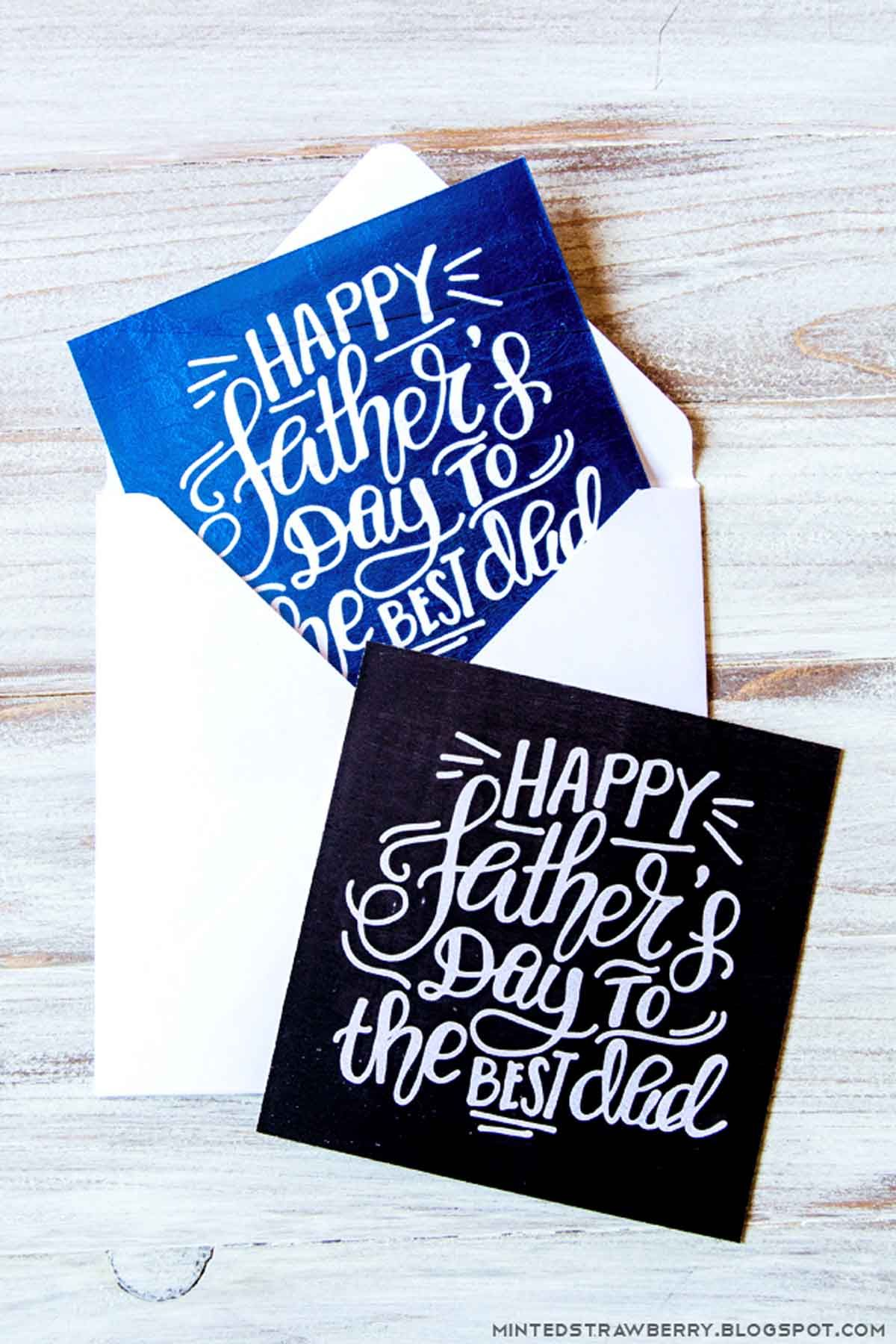 16 Printable Fathers Day Cards Free Printable Cards For Fathers Day