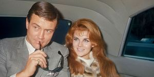 Ann-Margret and Roger Smith circa 1970