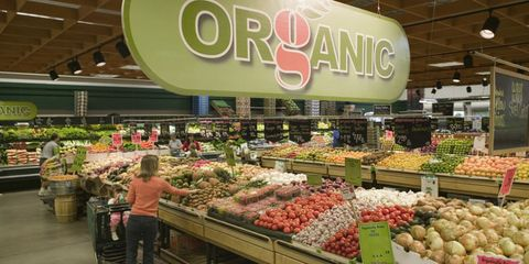 organic foods that are a waste of money