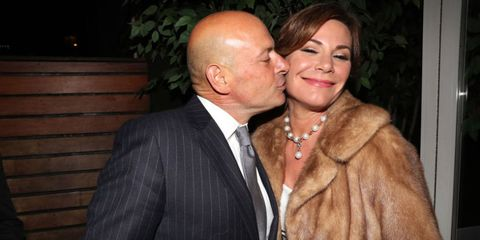 Real Housewives of New York Countess Luann De Lesseps