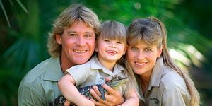 steve irwin wife