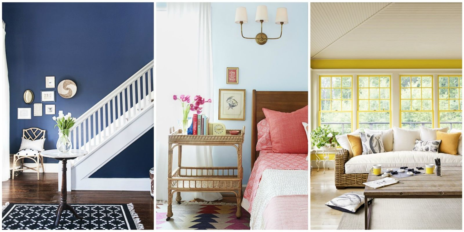 Finding The Right Paint Color Among Thousands Is No Simple Feat! To Make It  Easier, Pull From Things You Already Love: Take A Photo Of A Favorite Rug  Or ...