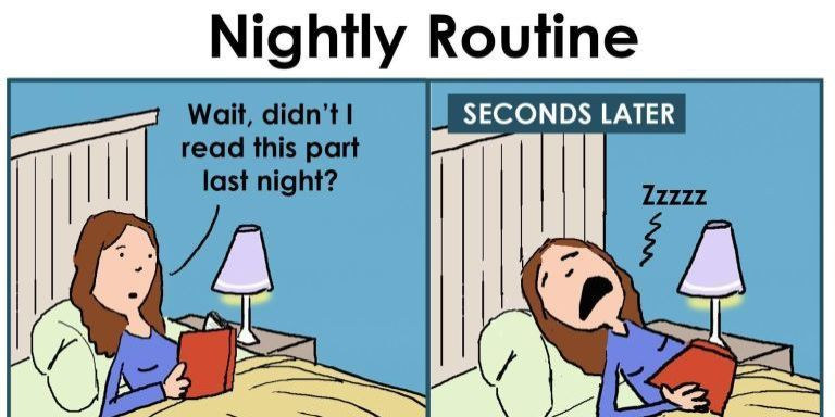 Every Parent Will Relate To These Funny Bedtime Routine