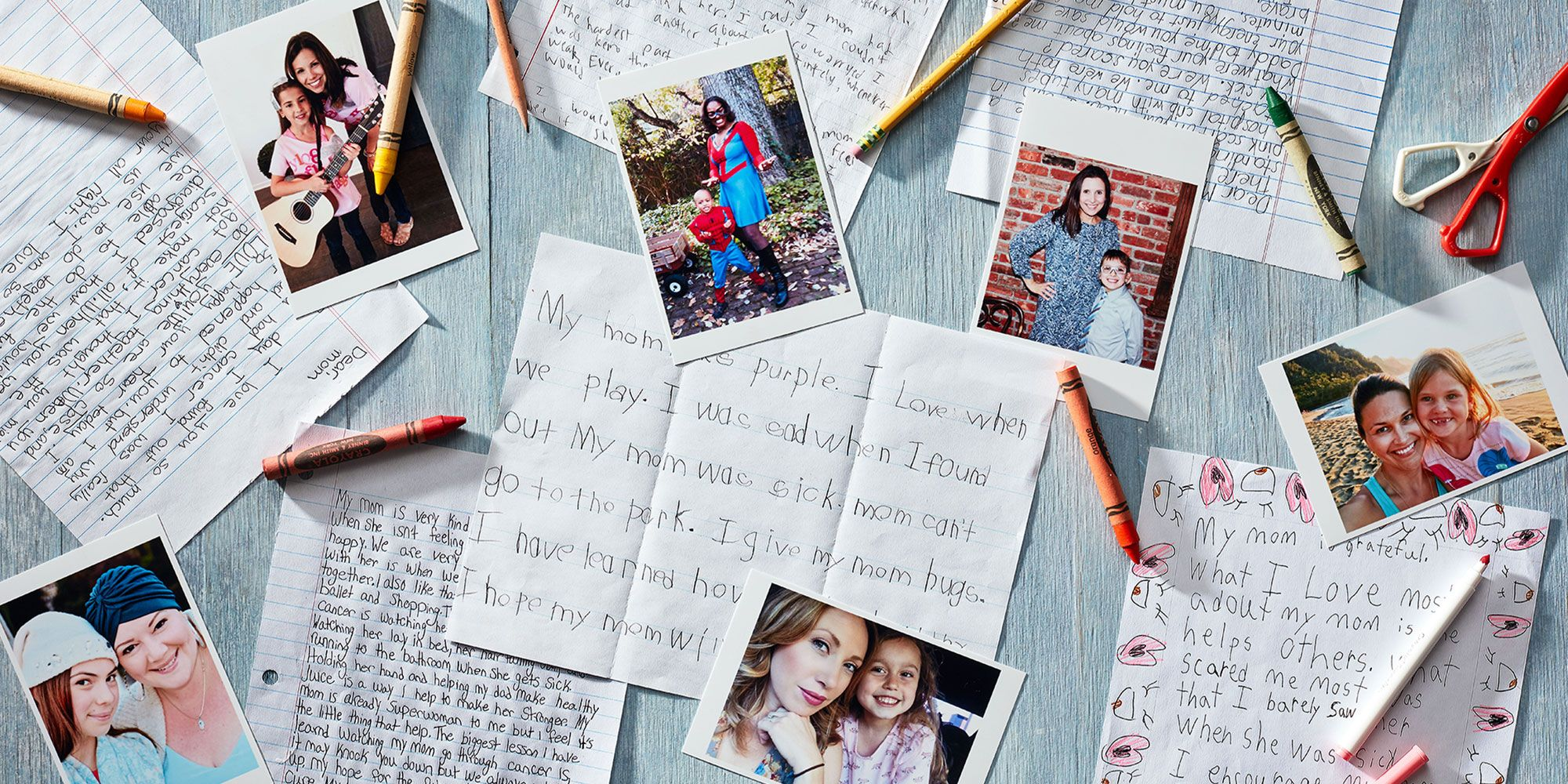 Kids on Their Parents Cancer Kids Letters to Parents
