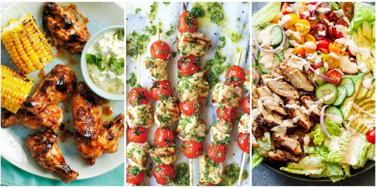 13 best grilled chicken recipes dinner ideas with grilled chicken grilled chicken recipes forumfinder Image collections
