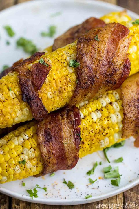 how to make good grilled corn on the cob