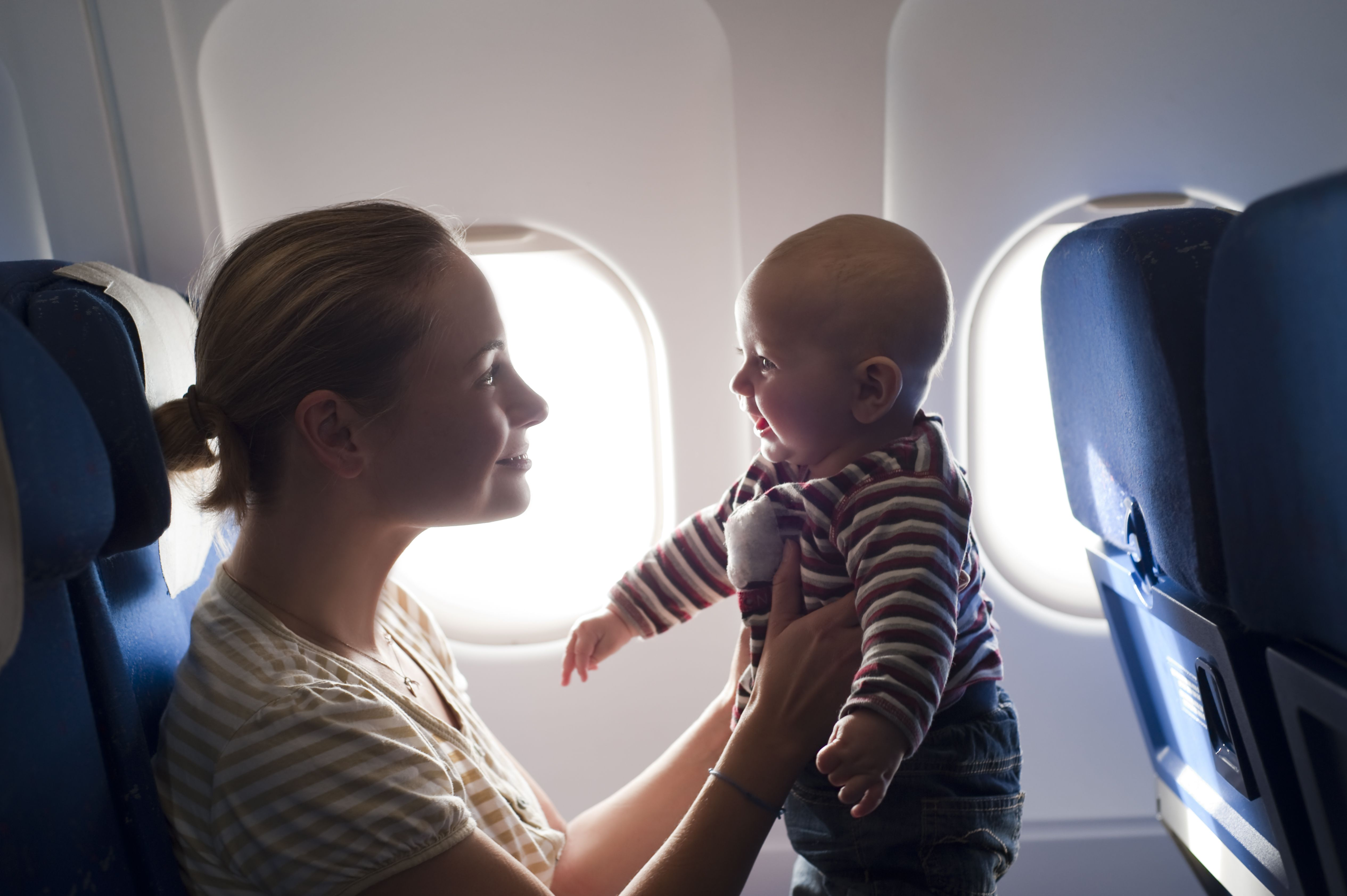 The Scary Reason Your Kids Should Be In Car Seats On Planes
