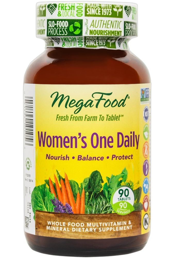Mega Food Women S One Daily