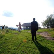 Sky, Grass, Tree, Grassland, Cloud, Grass family, Hill, Pasture, Meadow, Photography,